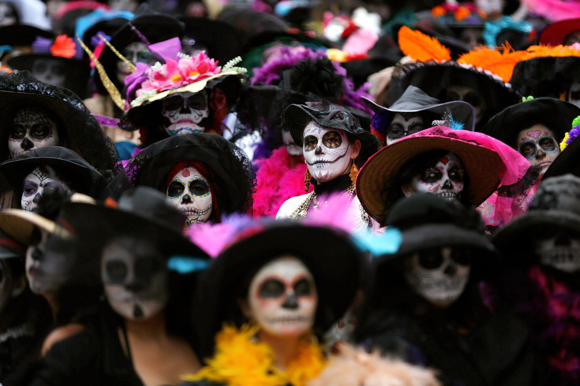 Top 10 Things To Know About The Day Of The Dead Citi I O