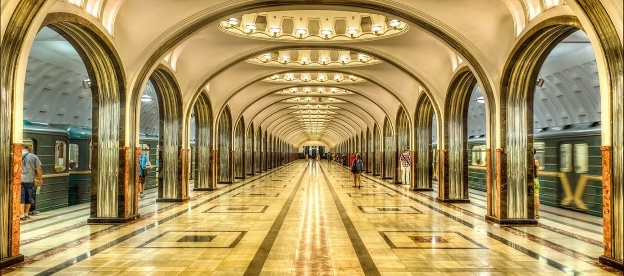 Top 10 Best Subway Systems Of The World - CITI I/O