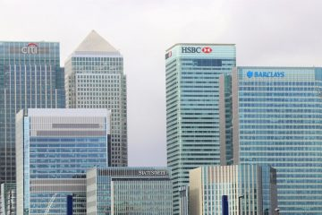 banks buildings